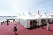 「香港館」成為康城熱點